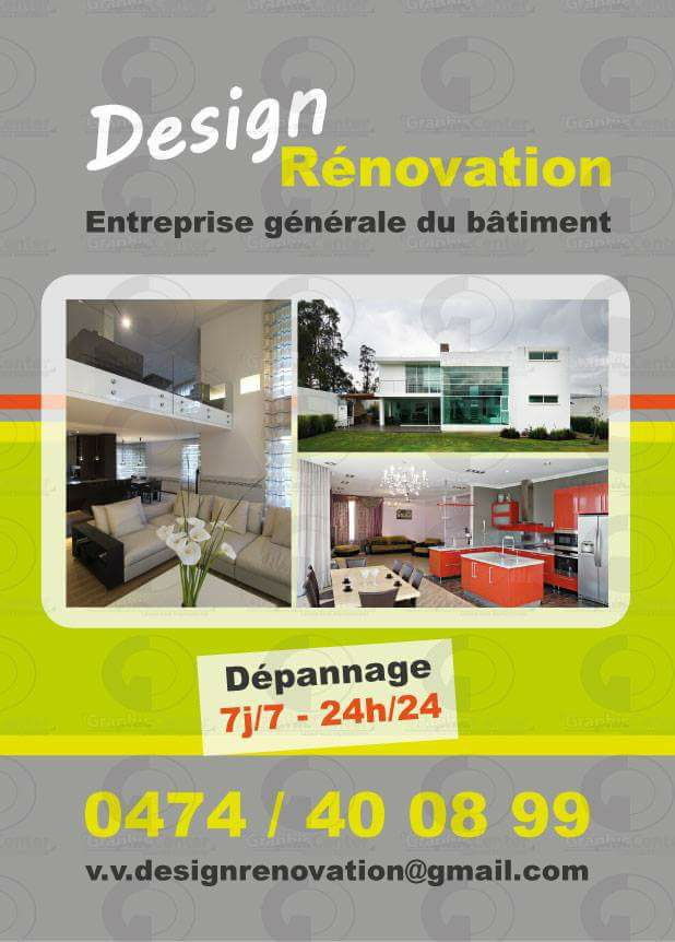 Design Rénovation