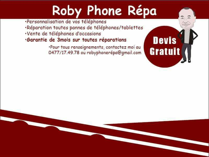 Roby Phone Répa