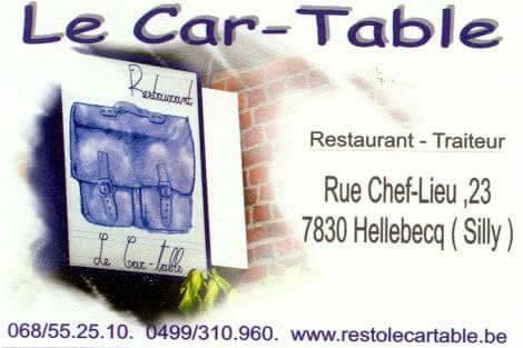 Le Car -Table