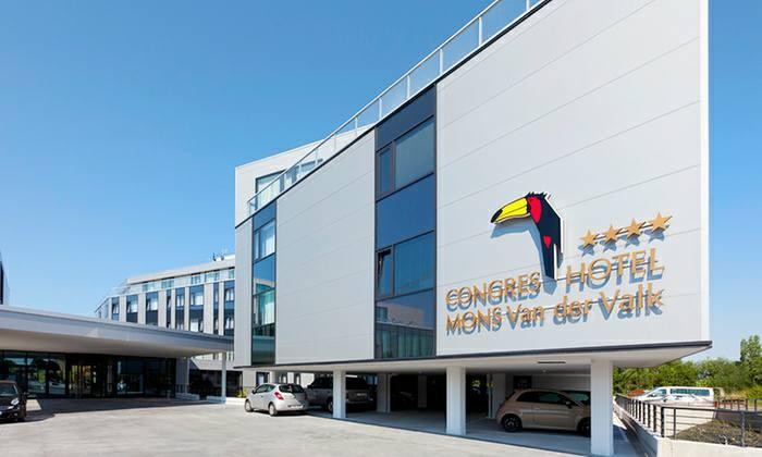 Hôtel Congrès à Mons