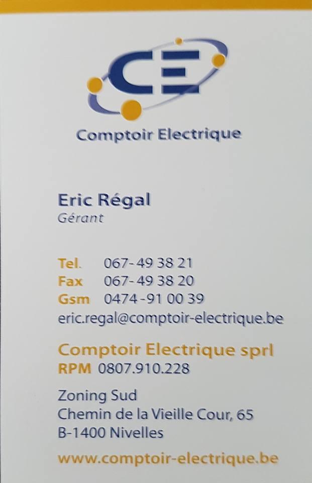 Comptoir électrique