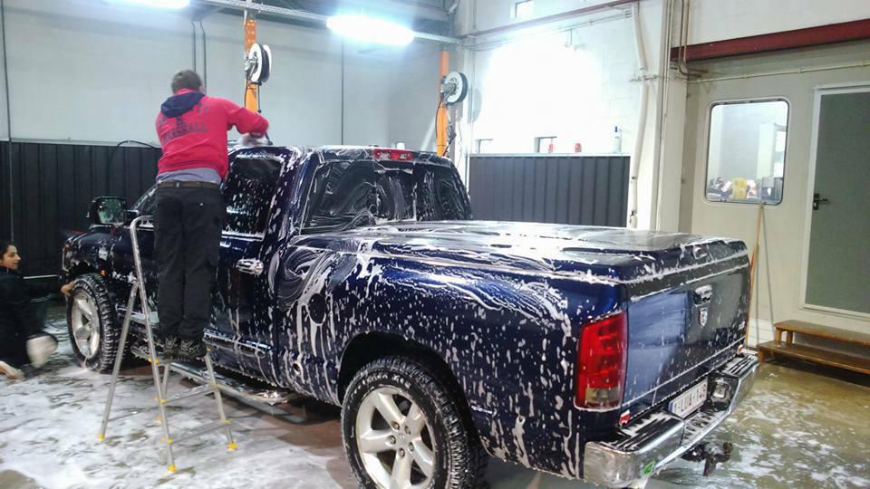 Car Wash Americain