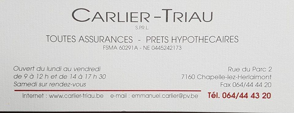 Carlier-Triau