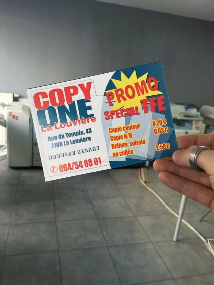 Copy One