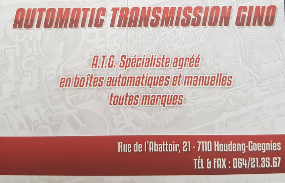 Automatic Transmission Gino
