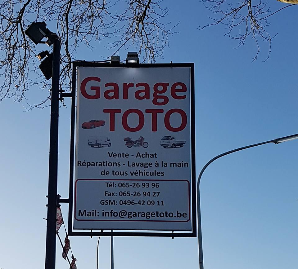 Garage TOTO