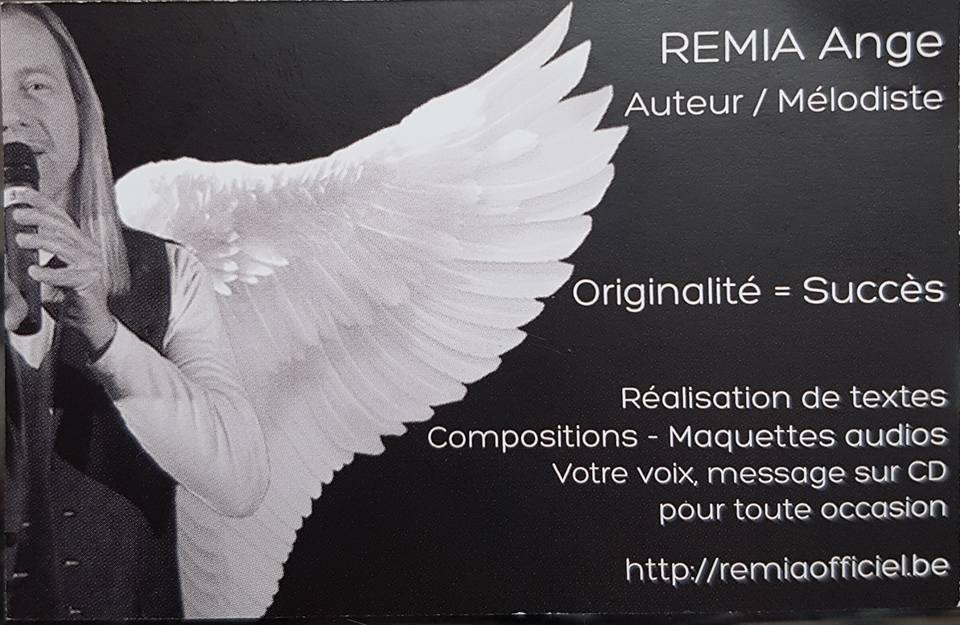 Remia Ange