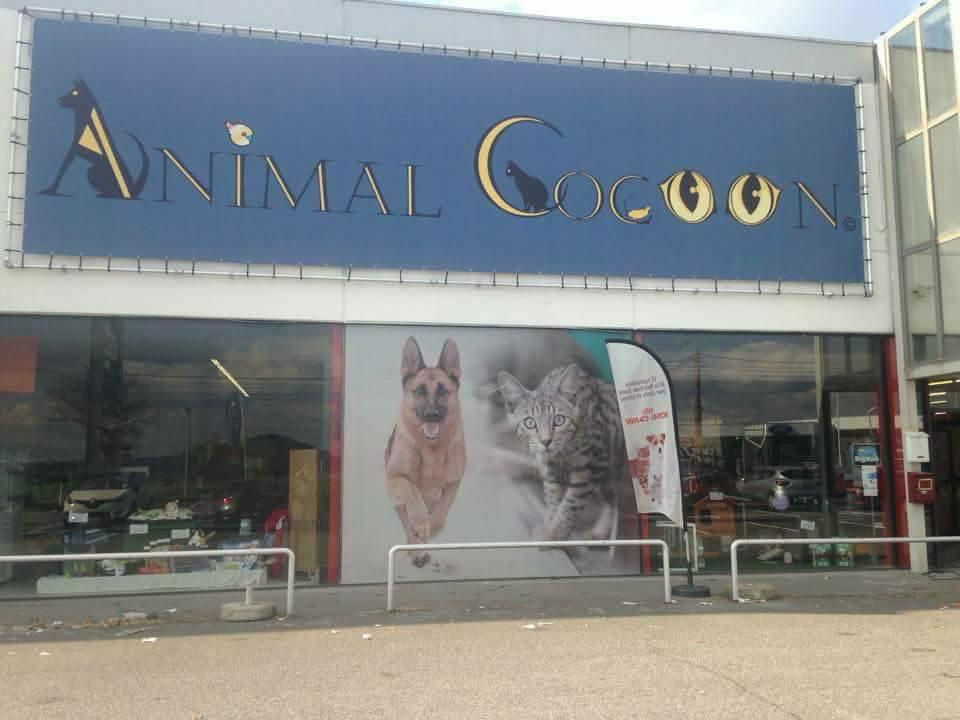 Animal Cocoon