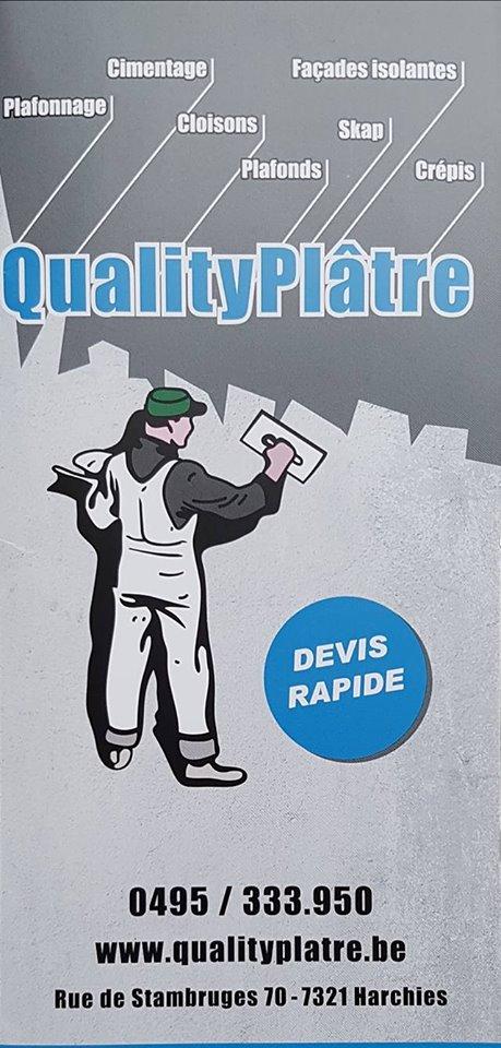 Quality Platre