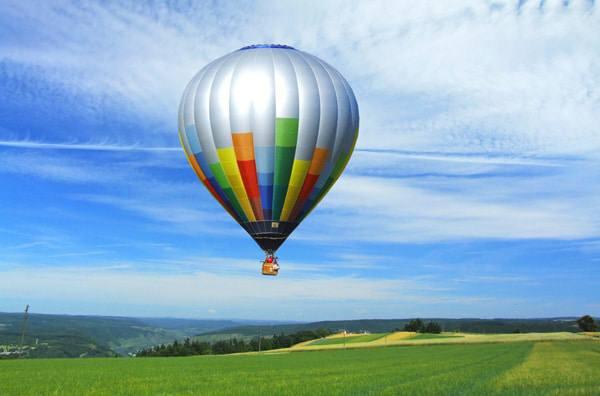 Ballon Évasion – Delfosse Geoffroy
