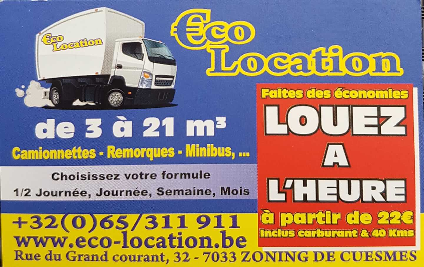 Eco-Location