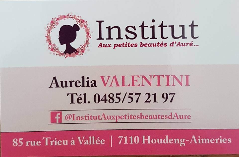 Institut aux petites beautés d'Auré