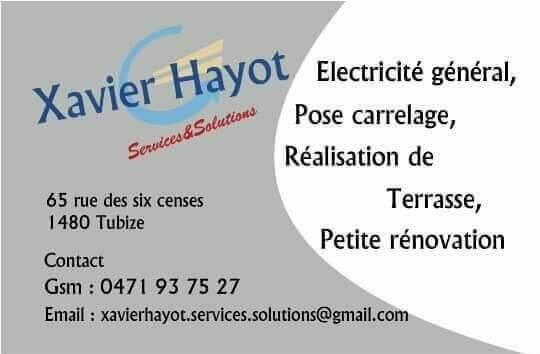 Xavier Hayot
