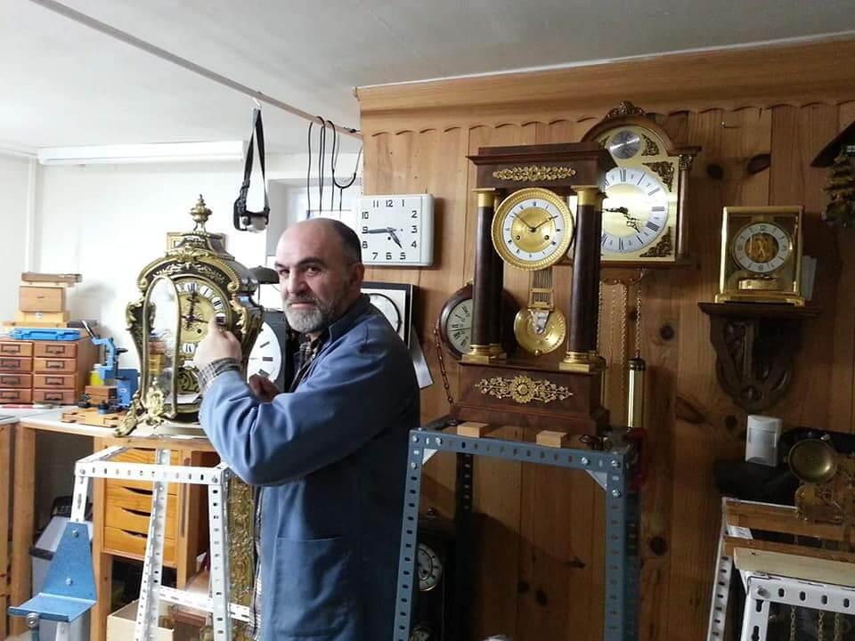 Horlogerie Mangione