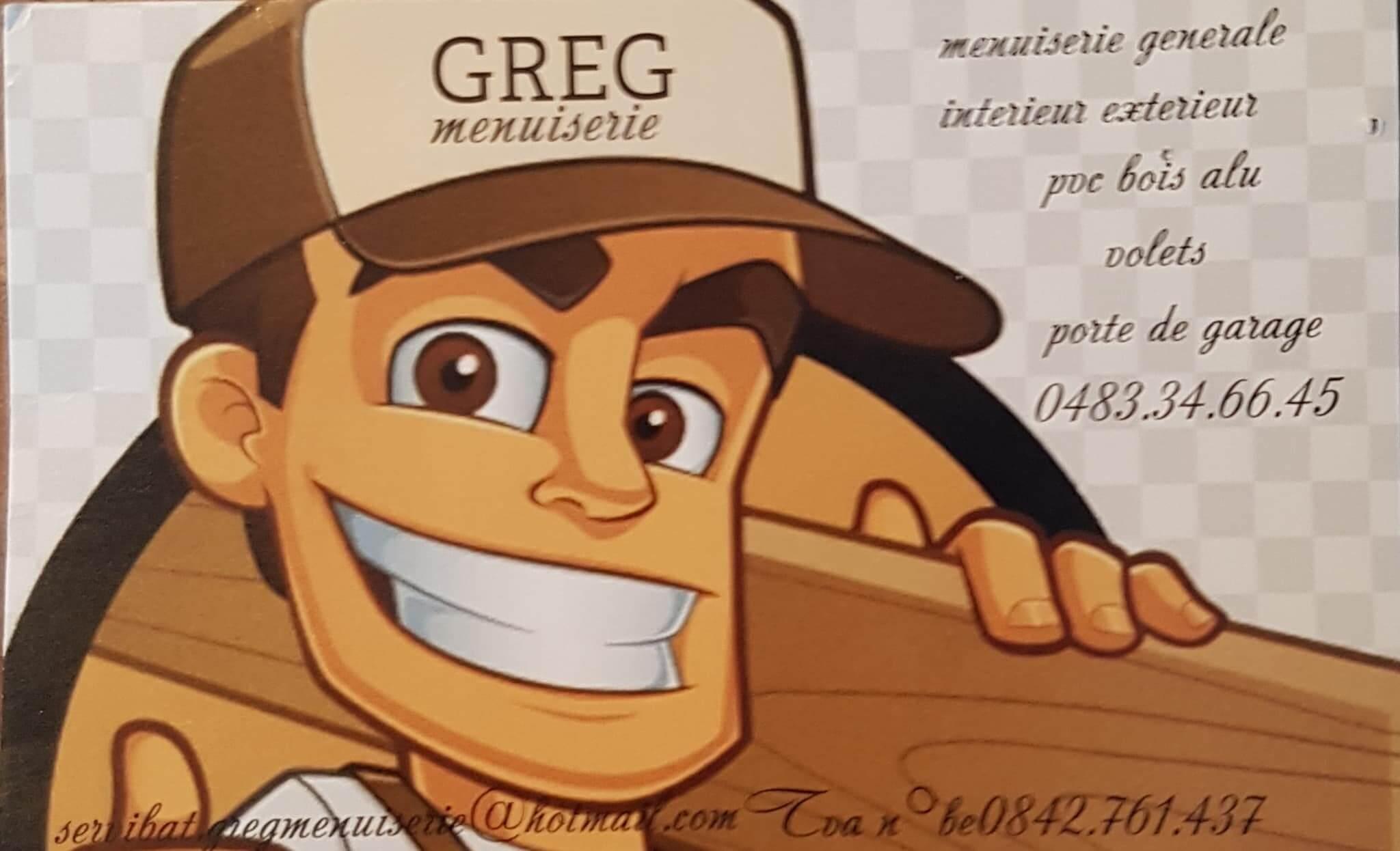 GREG menuiserie