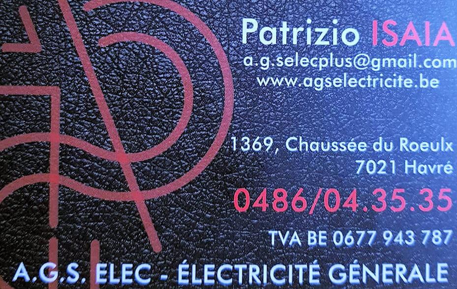 AGS électricité
