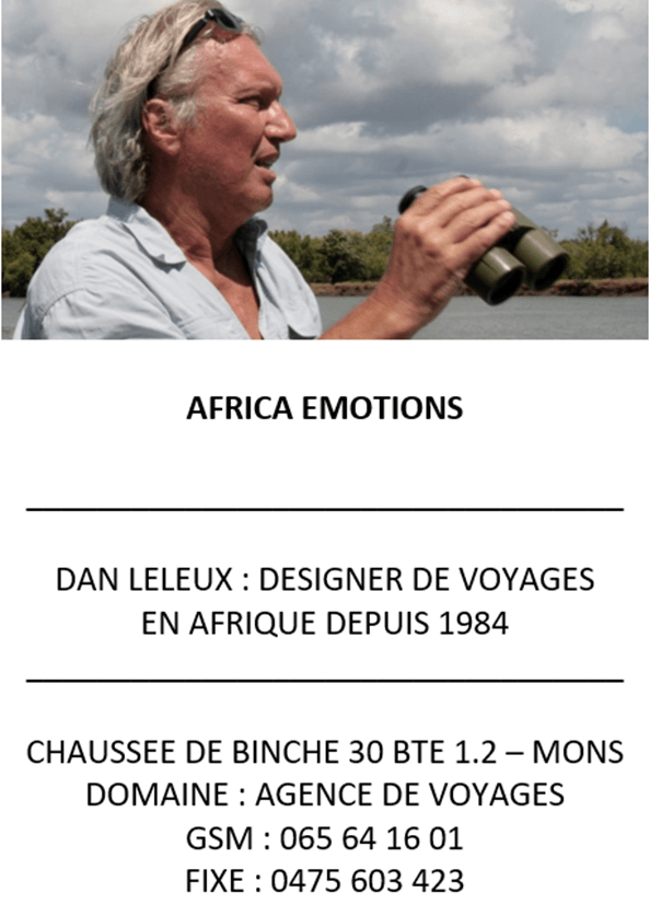 Africa Emotions