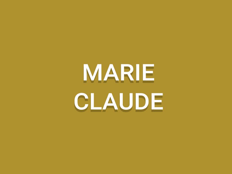 Marie Claude