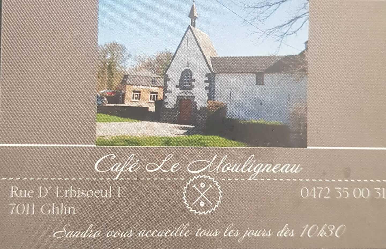 Café le Mouligneau