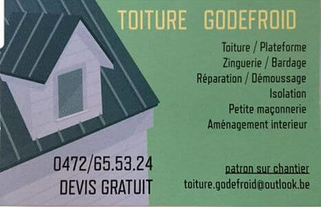 Toitures Godefroid