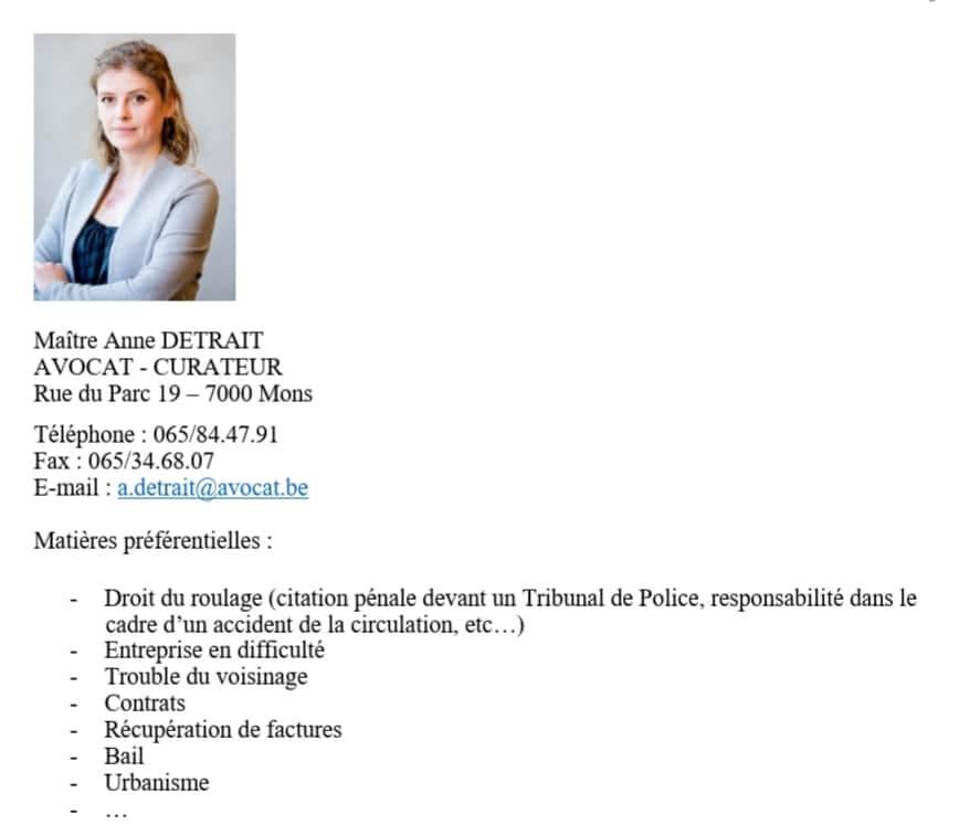 Anne Detrait