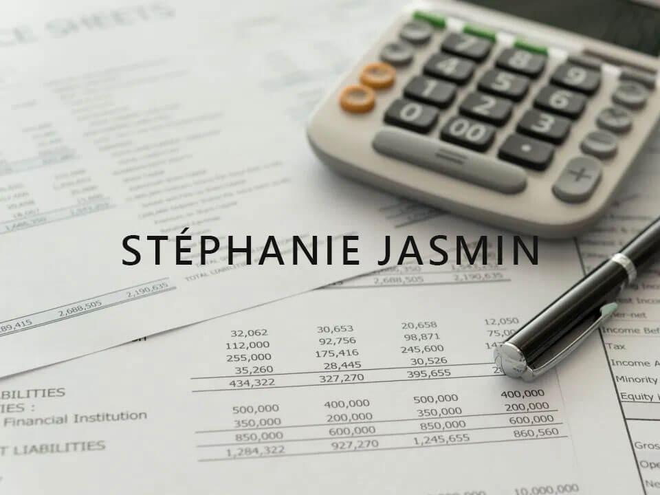 Stéphanie Jasmin