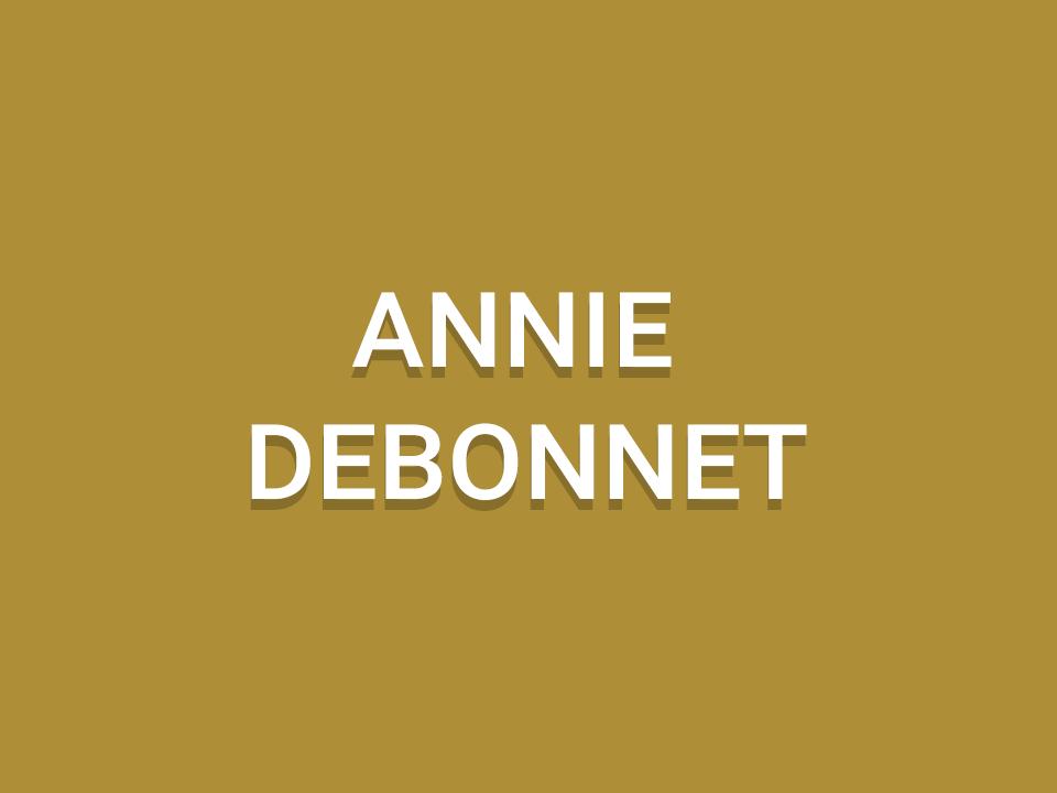 Annie Debonnet