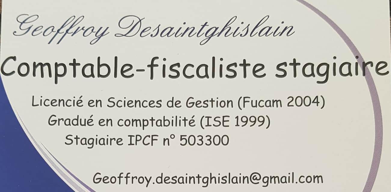 Geoffroy Desaintghislain