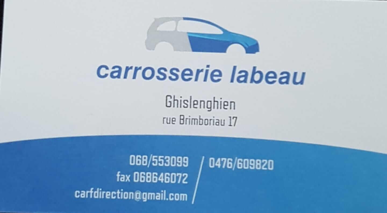 Carrosserie Labeau